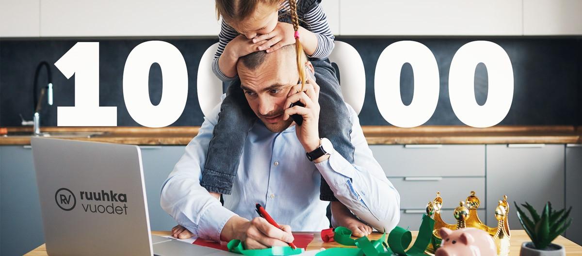 Uuden lapsiperhemedian suosio yllätti – Ruuhkavuodet.fi käynnistyi vauhdikkaasti