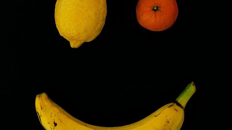 Hymyllä vai banaanilla?