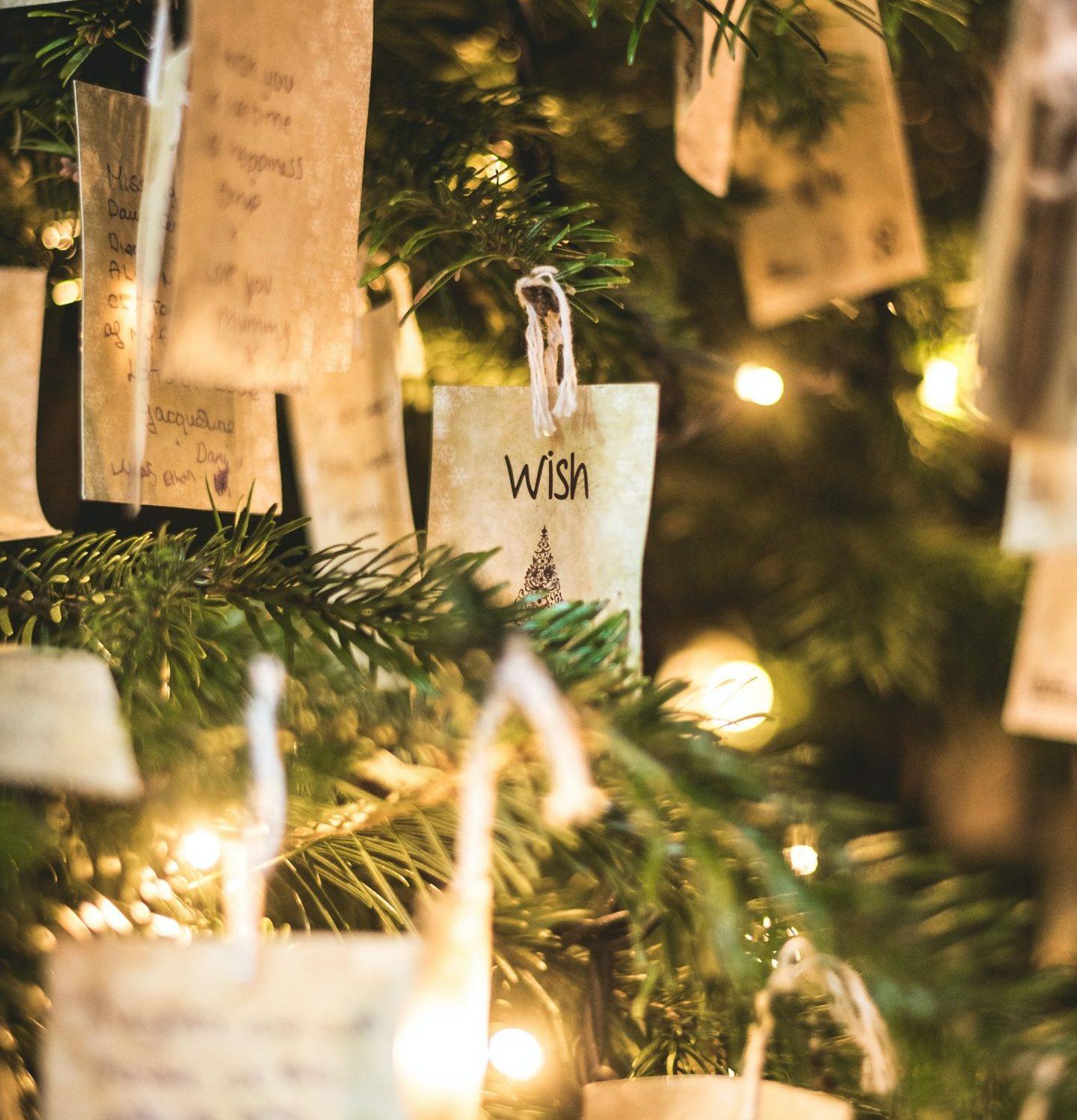 Kirje joulupukille – oivalluksia äitiydestä vuoden ajalta