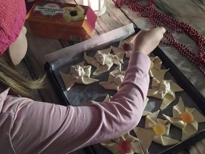 Leipoen kohti joulua