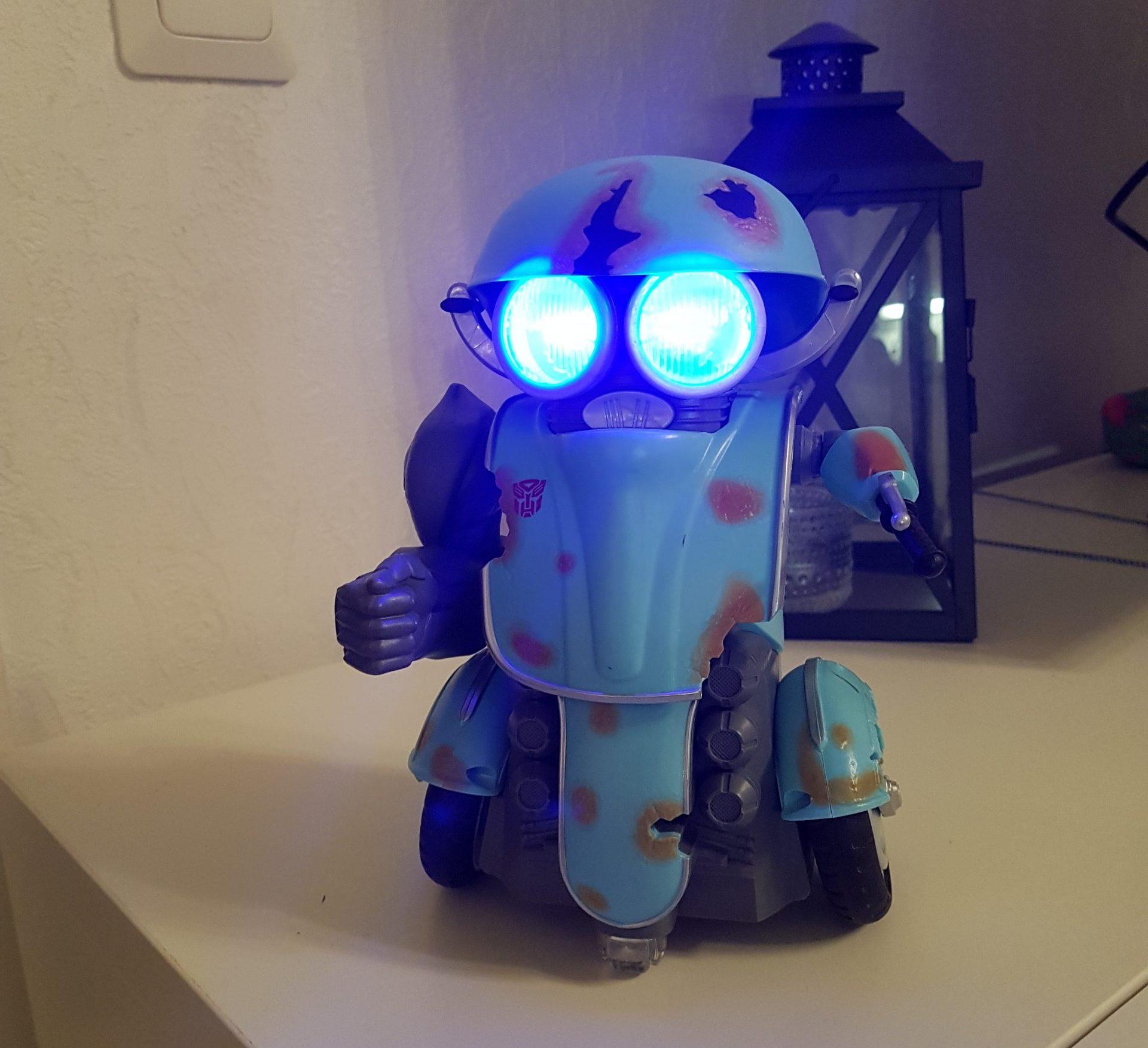 Robotti, joka vei järjen, yöunet ja mielenrauhan