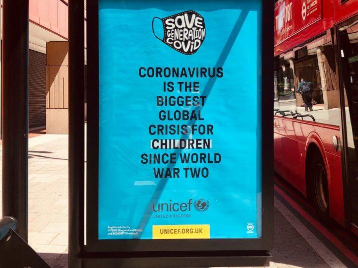 """UNICEFin pääjohtaja kehottaa: """"Tehdään lapsille vuodesta 2021 turvallisempi"""""""