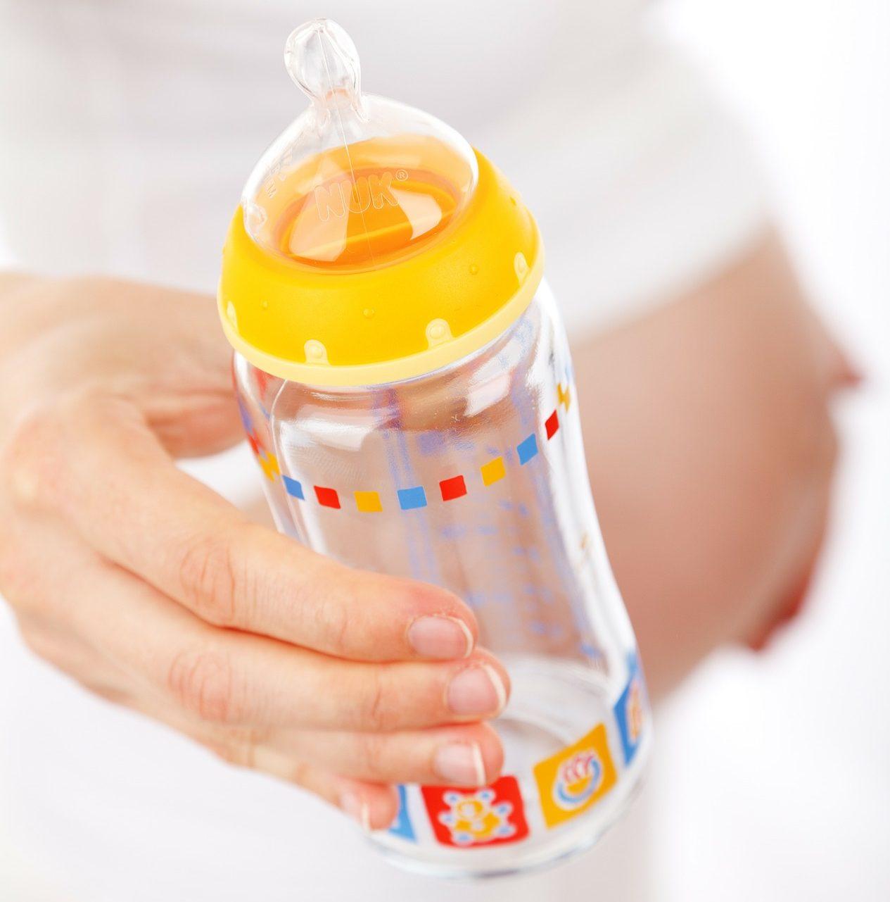 Vauvanhoito-ohjeistuksen hurlumhei