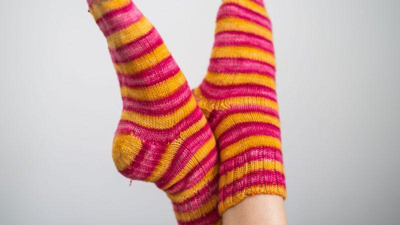 Joko kokeilit tätä pakkaskelien villasukkakikkaa? Toimii niin lapsilla kuin aikuisillakin!