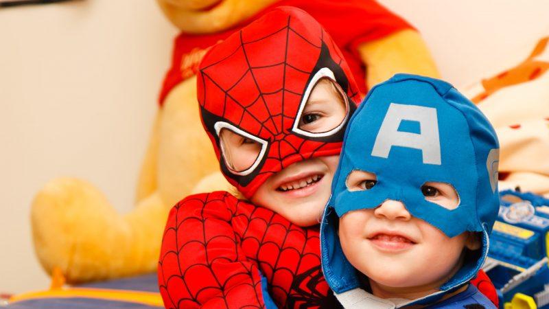 Apua! Mistä kehitän lapselleni huomiseksi sopivan naamiaisasun?
