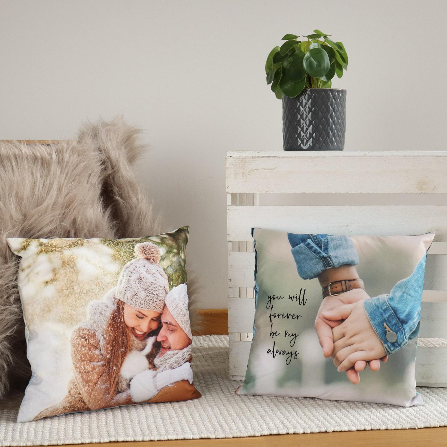 Lievitä ikävää kuvamuistoin koristelluilla pehmeillä paketeilla