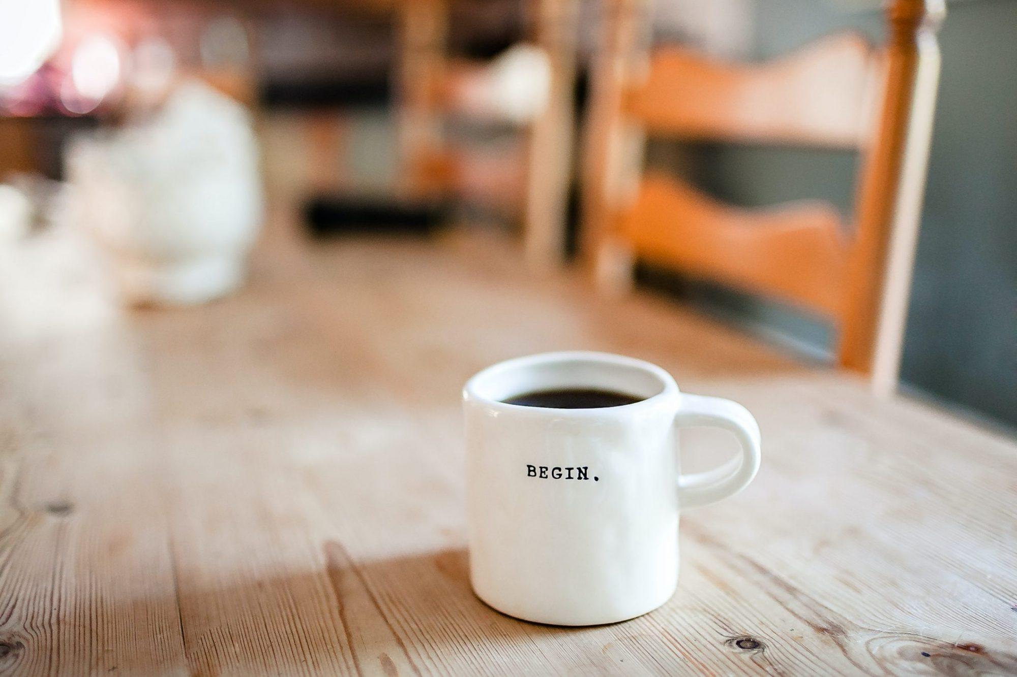 Ihan kahvilla aamuisin? Vinkit vanhemmille kuinka tehdä mieletön aamu!