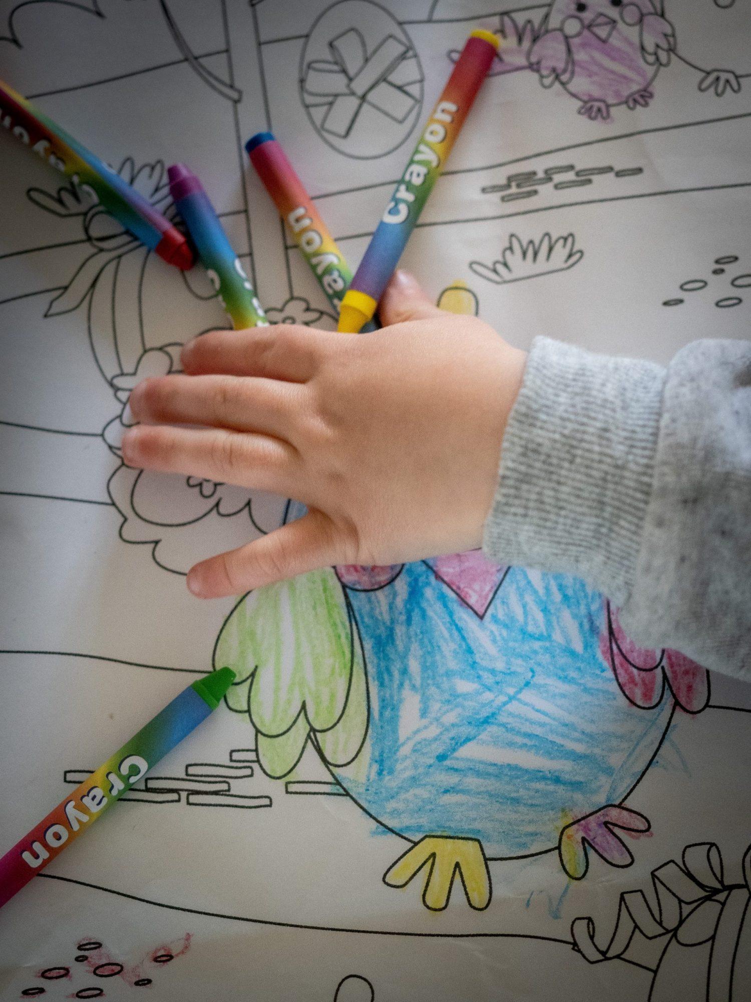 Ei ole väliä tuleeko lapsesta oikea- vai vasenkätinen: Kiinnitä huomiota vain yhteen asiaan
