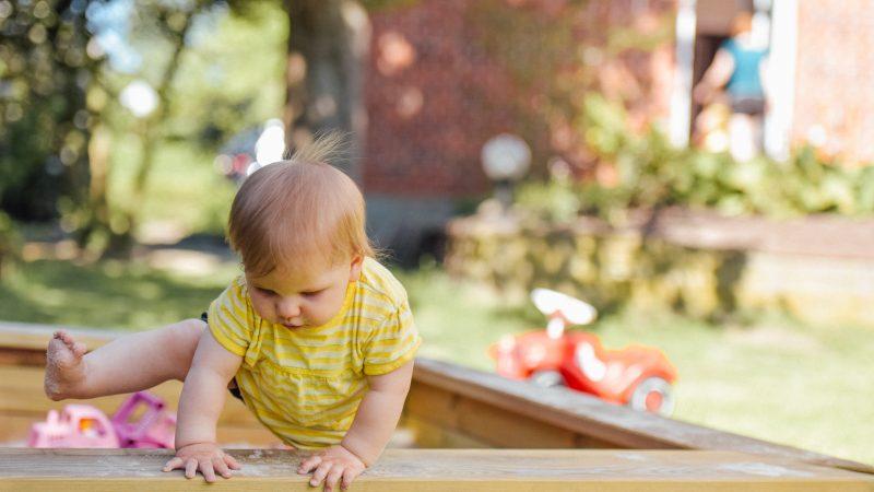 50 asiaa joita toistelen yksivuotiailleni tauotta