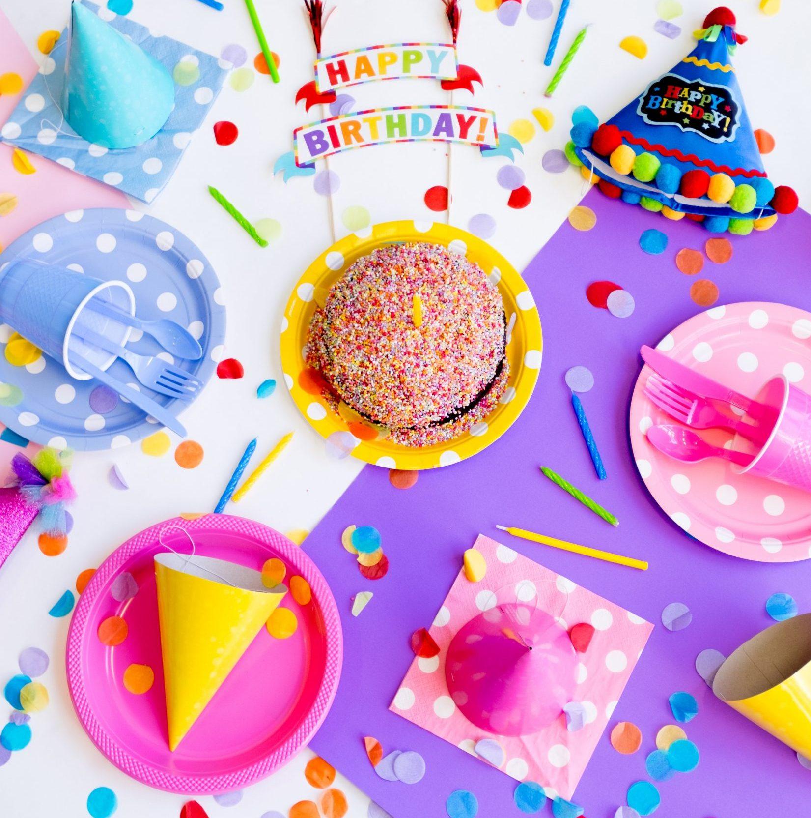 Hyvää syntymättömyyspäivää!