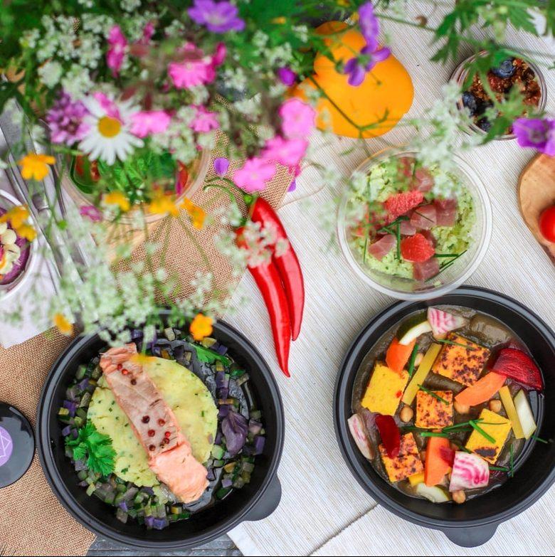 6 Helppoa ja nopeaa kesäpäivän lounasta