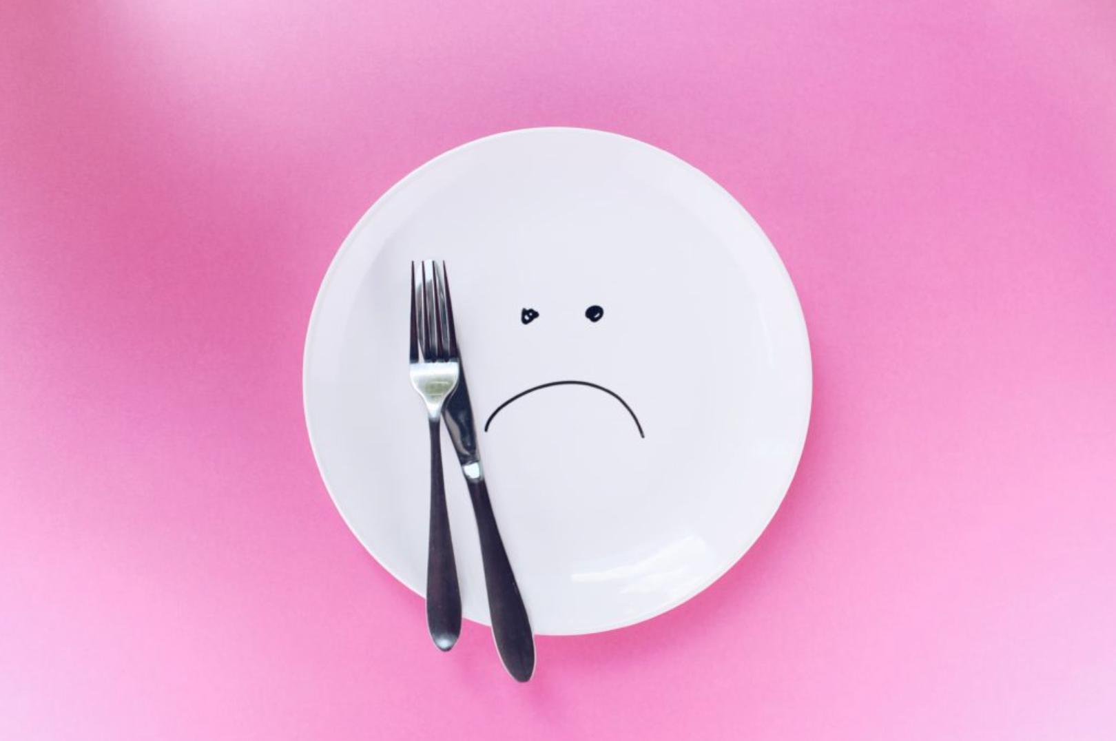 Haluan syödä yksin