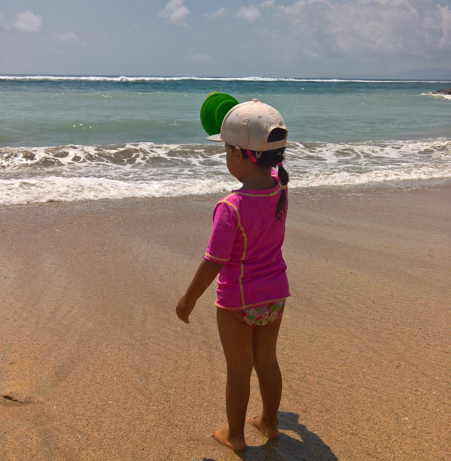 6-vuotiaan ajatuksia Indonesiasta