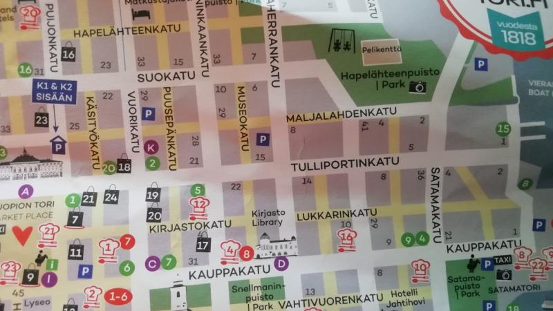 Tekemistä lapsiperheille-Päivä Kuopiossa