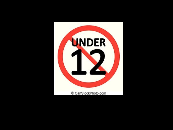 K12 ikäraja – Ehdoton sääntö vai joustava suositus?