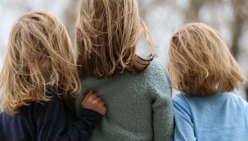 Tutkimus osoittaa: näin sisarusten välinen syntymäjärjestys vaikuttaa lasten persoonallisuuteen