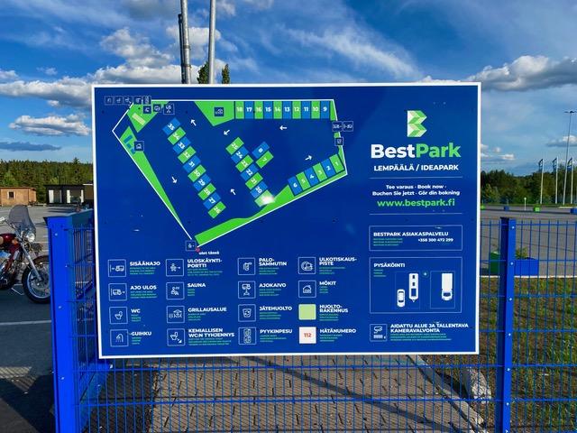 Paras parkki pysähtyä – Ideaparkin uusin tulokas, BestPark